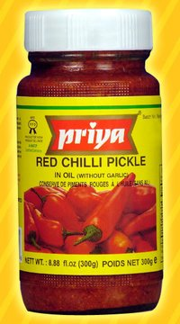 Red Chilli Pickles