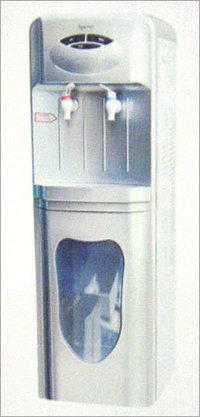 WATER DISPENSER WITH FRIDGE