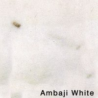 AMBAJI WHITE MARBLE