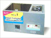 Inkjet Cartridge Cleaning Machine
