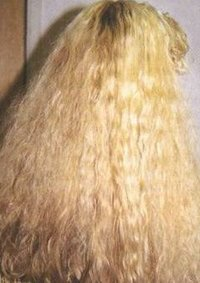 Bleached Hair Extensiona