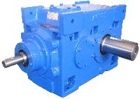 Helical and Bevel Helical Gearbox
