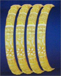 GOLD FANCY BANGLES