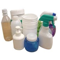 Blow Molded Plastic Bottles