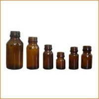 Amber Bottle (8ml To 60ml)