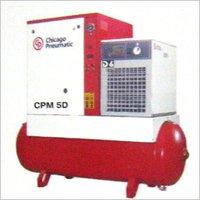 CPM RANGE SILENCED SCREW AIR COMPRESSOR