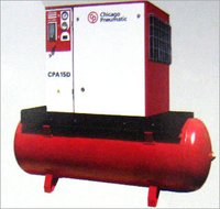 CPA RANGE SILENCED SCREW AIR COMPRESSOR