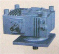 HEAVY DUTY WORM REDUCTION GEAR BOX