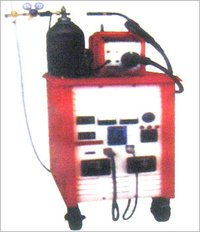 MIG / MAG WELDER MACHINE