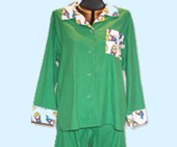 Ladies Sleeping Suit