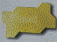 Zig Zag Unipaver Tile Moulds