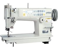 1-Needle Flatbed Lock Stitch Sewing Machine