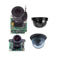Board Lens CCD Cameras
