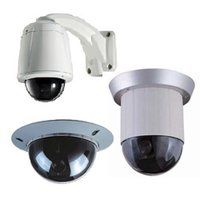 Speed Dome Camera or PTZ Camera