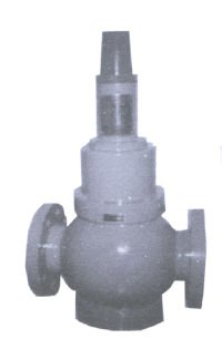 HIGH PRESSURE PILOT PISTON REGULATOR VALVE