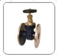 Non Rising Stem Flanged Gun Metal Gate Valve