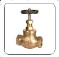 Screwed Bronze Globe Steam Stop Valve