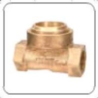 Screwed Bronze Sight Glass Valve