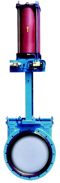 Wafer Flanged Knife Gate Valve