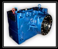HEAVY DUTY EXTRUDER GEARBOXES