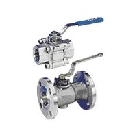 HEAVY DUTY BALL VALVE