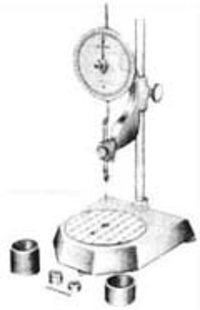 STANDARD PENETROMETER