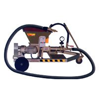 Vermiculite Spraying Machine