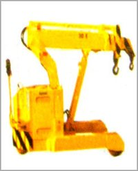Battery Operated Mobile Crane