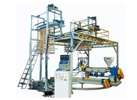 HEAT SHRINK FILM PLANT RPVC/LDPE