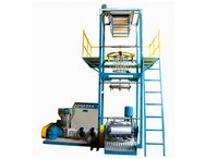 HIGH OUTPUT HM-HDPE/LDPE COMPACT BLOWN FILM PLANT