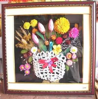 Dry Flower Basket