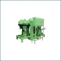Fly Ash Brick Making Machine - Rotator Type