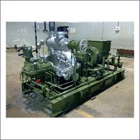 Back Pressure Steam Turbine Based Cogeneration Plants (Superheated Steam)