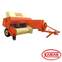 Knotter-Straw Bailer