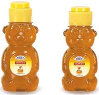 Teddy Bear Shape Packed Honey