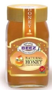 SMALL SQUARE SHAPE PACKED HONEY