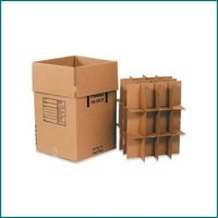 Corrugated Boxes With Partition
