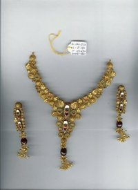 Antique Designer Necklace Set