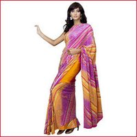 Printed Fancy Saree