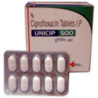 Ciprofloxacin Tablets Ip