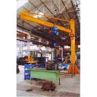 Pillar Mounted Jib Cranes