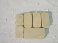 Tumbled Sandstone Bricks