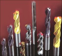 Carbide Tipped Drill