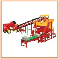 Semi Automatic Block Making Machine