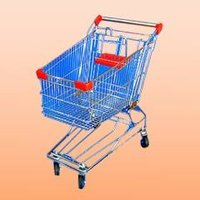 Asian Style Trolleys
