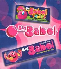 BIG BABOL CHEWING GUM