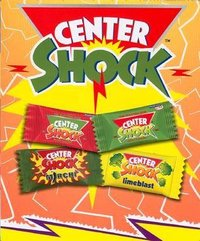 CENTER SHOCK CHEWING GUM