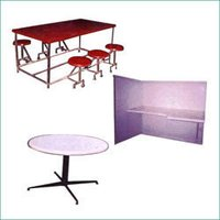 Canteen, Office Table