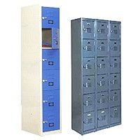 TEK Industrial Lockers