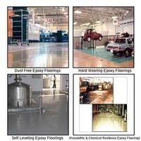 Resinous Industrial Flooring